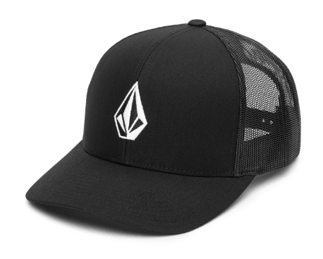 GORRA VOLCOM FULL STONE CHEESE 110 - BLACK