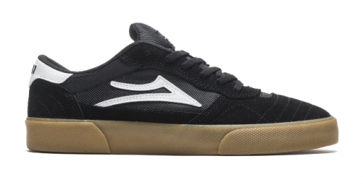 LAKAI CAMBRIDGE - BLACK/GUM