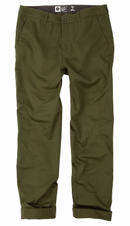 PANTALON SALTY CREW CUTTY - OLIVE
