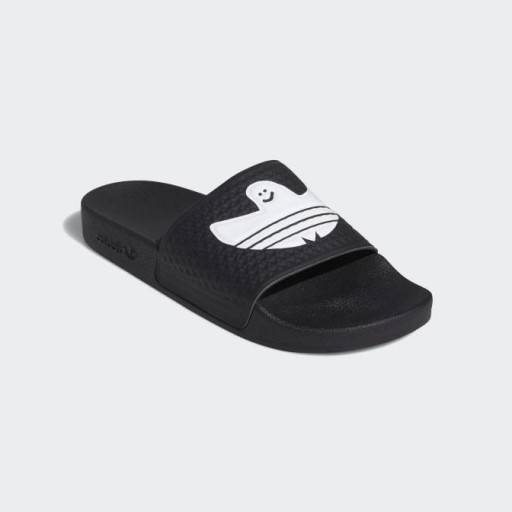 CHANCLAS ADIDAS SHMOOFOIL SLIDE - BLACK