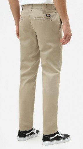 PANTALÓN DICKIES 872 SLIM FIT WORK - KHAKI [1]