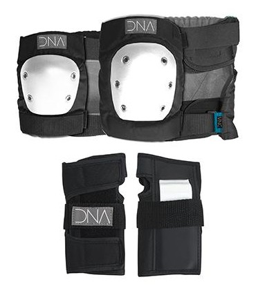 PACK DE PROTECCIONES DNA Original Knee & Elbow Kids Pack - XS