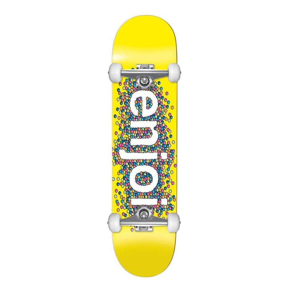 """SKATE COMPLETO ENJOI CANDY COATED FP 8.25"""" - YELLOW"""
