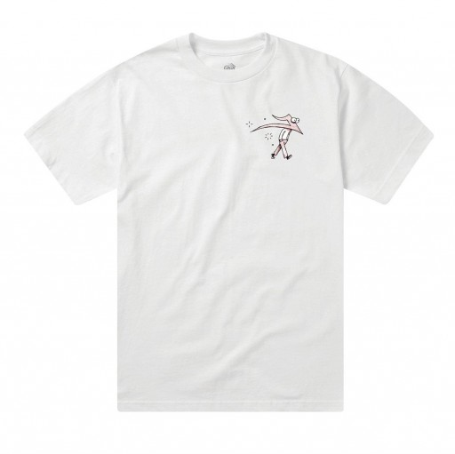 CAMISETA LAKAI GUY - WHITE