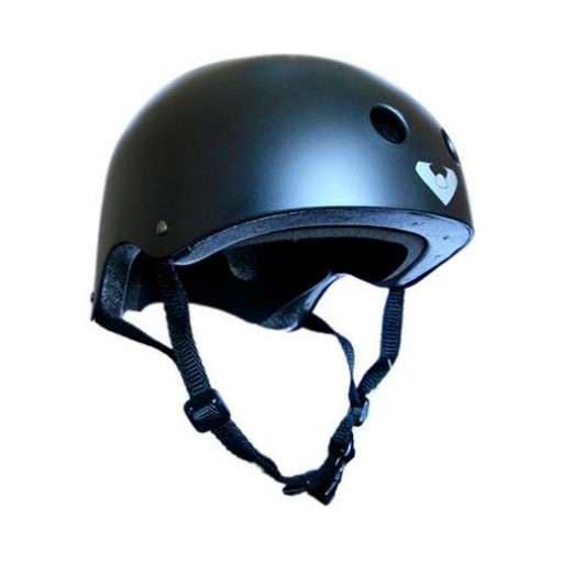 CASCO SKATE VIKING BLACK FAT