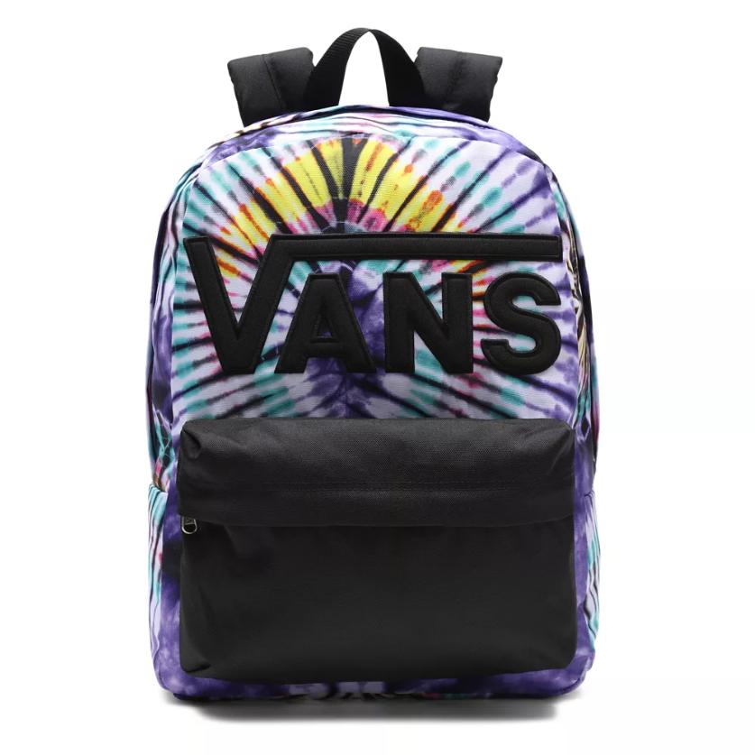MOCHILA VANS OLD SKOOL III - NEW AGE PURPLE TIE DYE