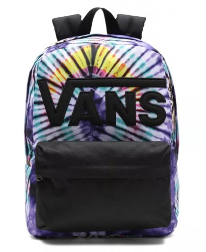 MOCHILA VANS OLD SKOOL III - NEW AGE PURPLE TIE DYE [0]