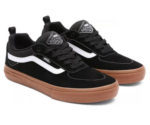 ZAPATILLAS VANS KYLE WALKER PRO - BLACK / GUM