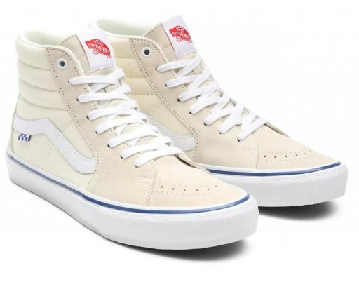 ZAPATILLAS VANS SKATE SK8-HI - OFF WHITE