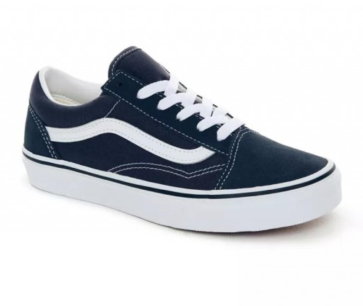 ZAPATILLAS VANS OLD SKOOL - INDIA INK TRUE WHITE
