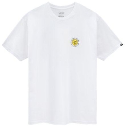 CAMISETA VANS DAY AND NIGHT SS - WHITE [0]