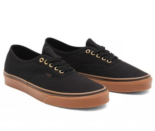 ZAPATILLAS VANS AUTHENTIC - BLACK/RUBBER