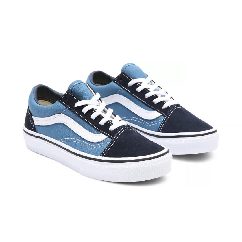 ZAPATILLAS VANS OLD SKOOL - NAVY TRUE WHITE