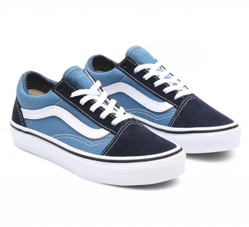 ZAPATILLAS VANS OLD SKOOL - NAVY TRUE WHITE [0]