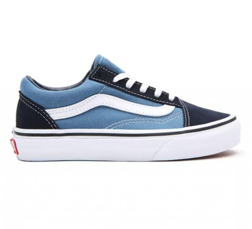 ZAPATILLAS VANS OLD SKOOL - NAVY TRUE WHITE [1]