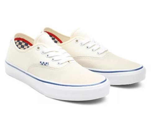 ZAPATILLAS VANS SKATE AUTHENTIC - OFF WHITE