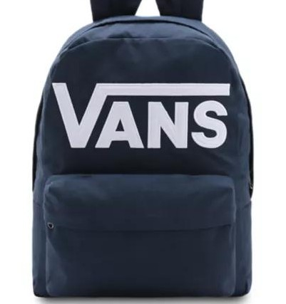 MOCHILA VANS OLD SKOOL III RE - DRESS BLUES / WHITE