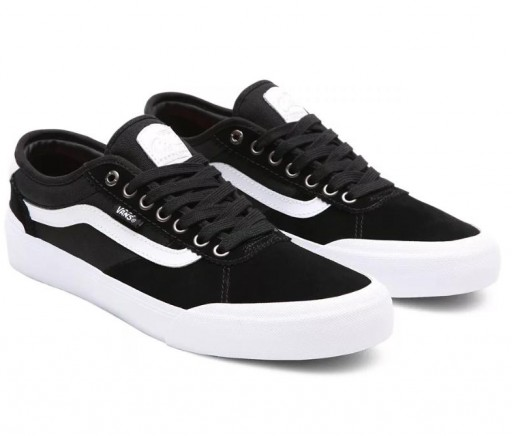 ZAPATILLAS VANS CHIMA PRO 2 - BLACK/WHITE