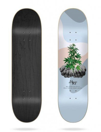 TABLA SKATE JART LET IT BE 8.125''