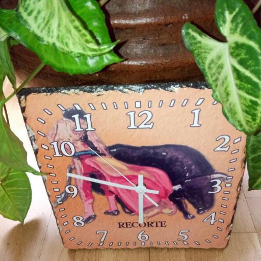 Reloj personalizado de Pared [2]