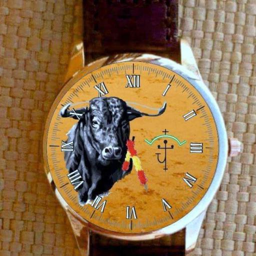 Reloj Tauromaquia y Rejoneo Personalizado [3]