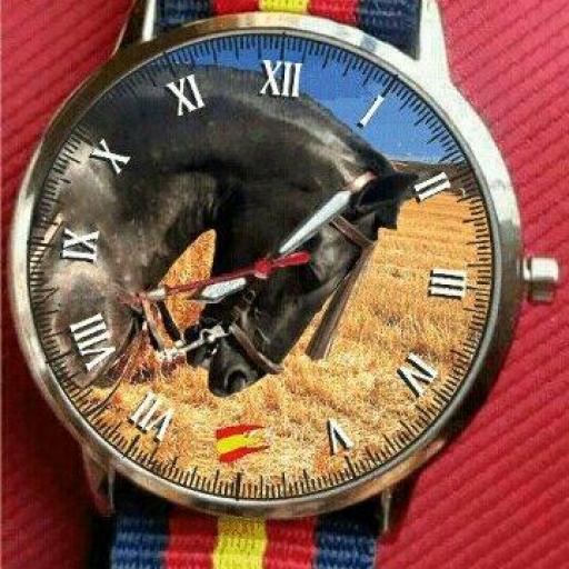 Reloj Tauromaquia personalizado [2]