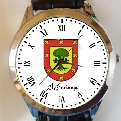 Reloj Personalizado Heráldica [2]
