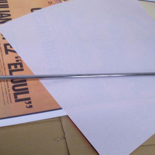Ayudas de muleta en tubo y cuadradillo [1]