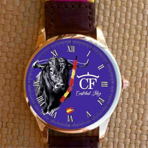 Reloj Hierro Personalizado [1]