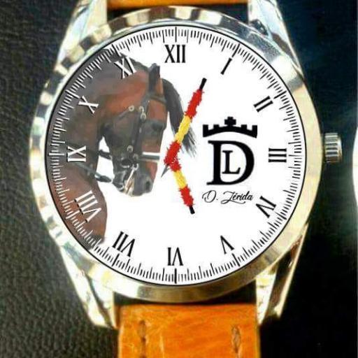 Reloj Tauromaquia personalizado [1]