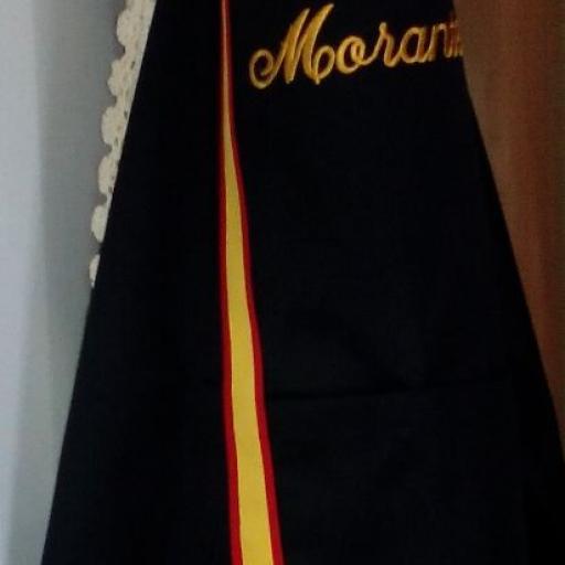 Delantal bordado taurino España [3]