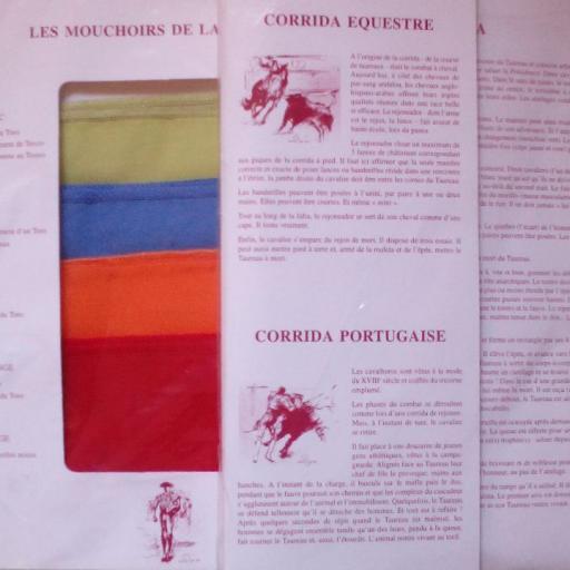 Pañuelos de la Presidencia 5 colores [1]