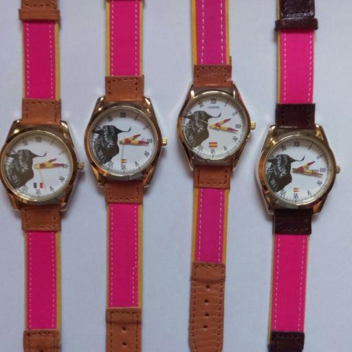 Reloj Tauromaquia y Rejoneo Personalizado [2]