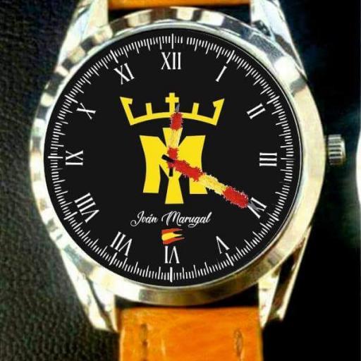 Reloj Hierro Personalizado [3]