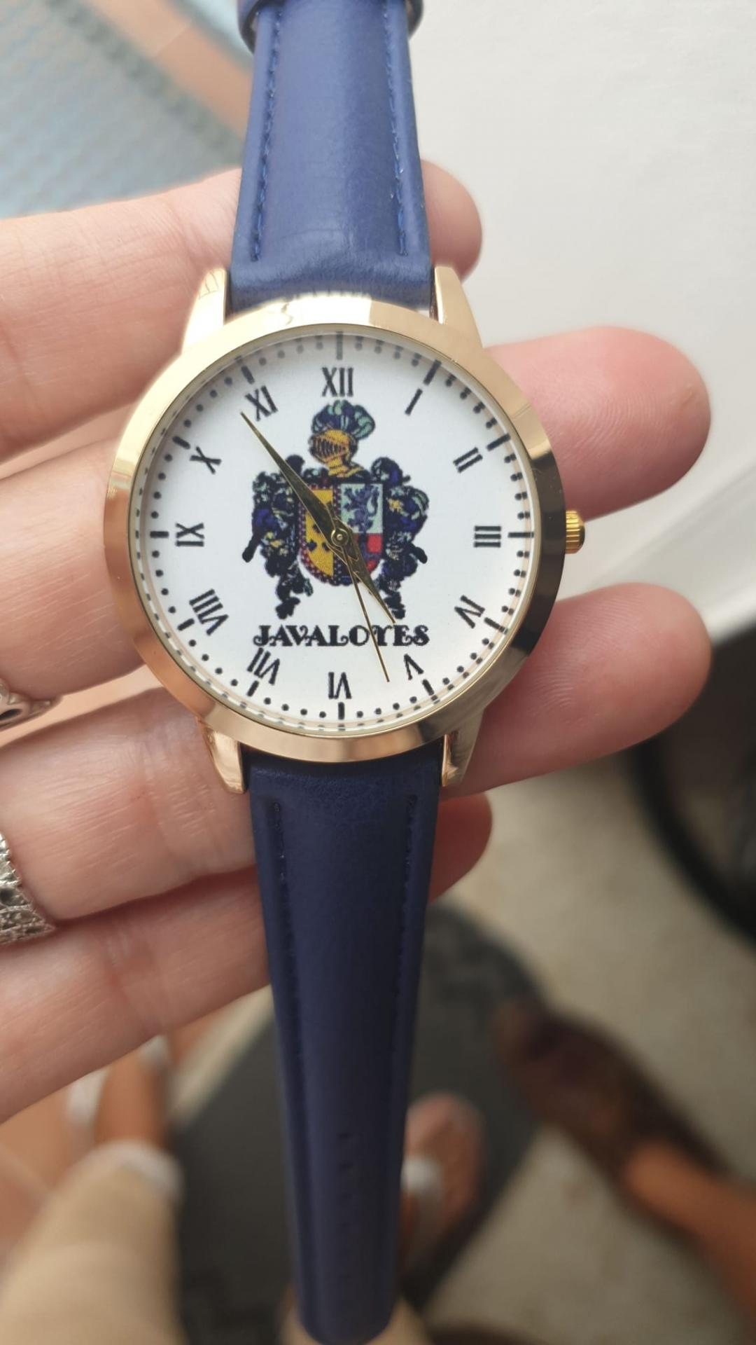 Reloj Personalizado Heráldica