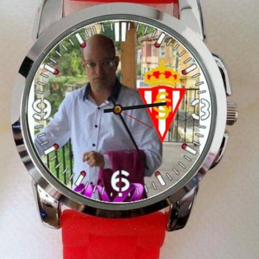 Reloj Personalizado exclusivo