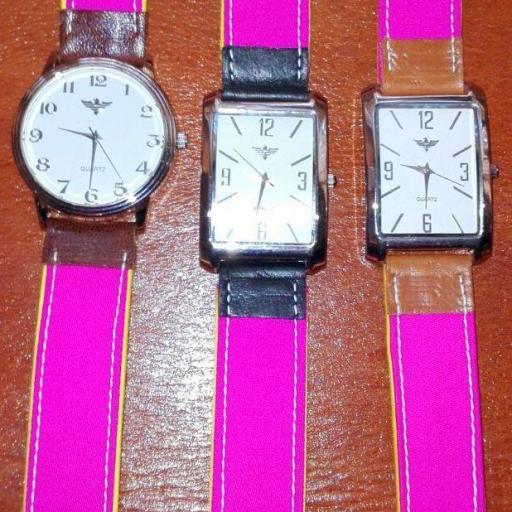 Reloj correa tela de Capote