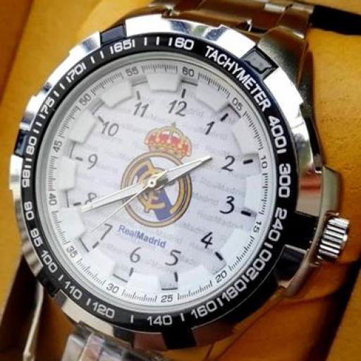 Reloj Personalizado de Acero y eslabones [1]