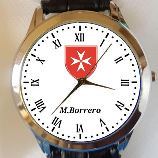 Reloj Personalizado Heráldica [3]