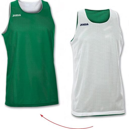 CAMISETA REVERSIBLE ARO