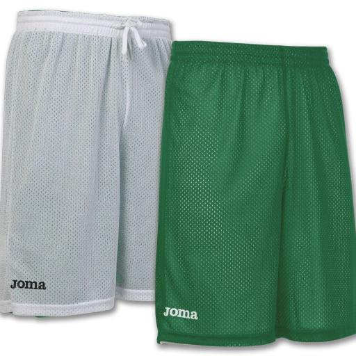 SHORT BASKET REVERSIBLE ROOKIE