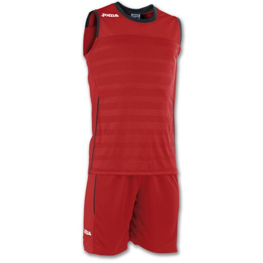 JOMA SET SPACE II ROJO S/M 100692.601