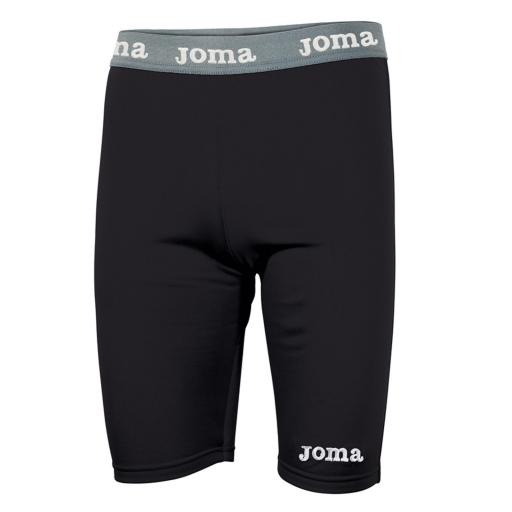JOMA SHORT WARM FLEECE NEGRO 932.101
