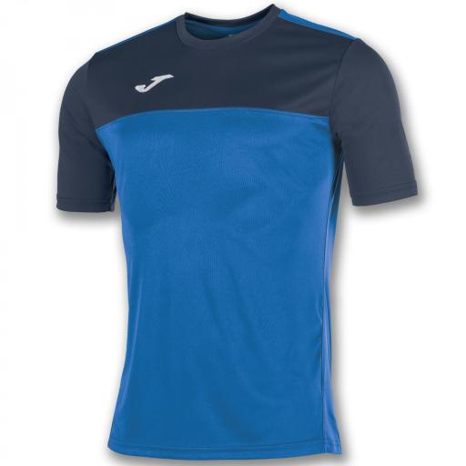 CAMISETA WINNER ROYAL-MARINO M/C 100946.703