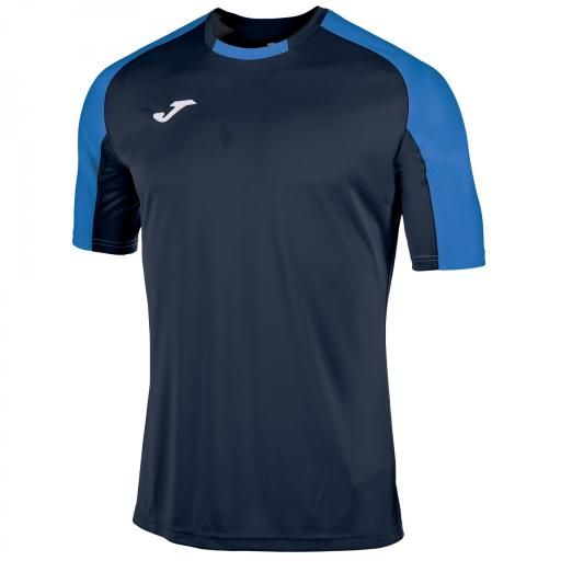 CAMISETA ESSENTIAL MARINO-ROYAL M/C 101105.307