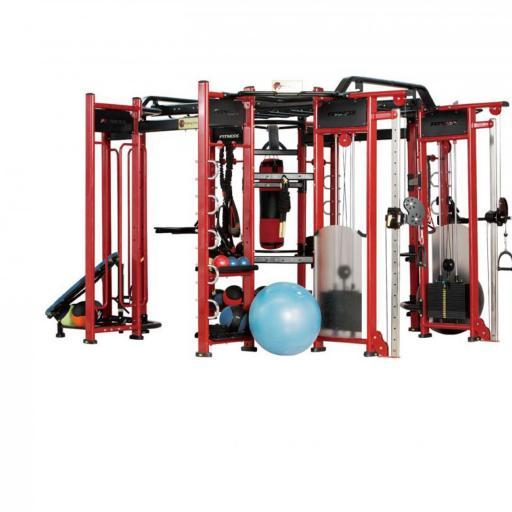 MultiEstación CrossFit Hammer High (Versión Standar)