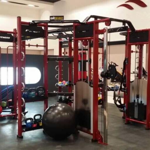 MultiEstación CrossFit Hammer High (Versión Standar) [3]
