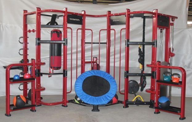 MultiEstación CrossFit Hammer Mid (Versión Standar)