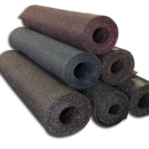 [SBD-108] Rollo de caucho 6 mm Colores (13,95€/m2)