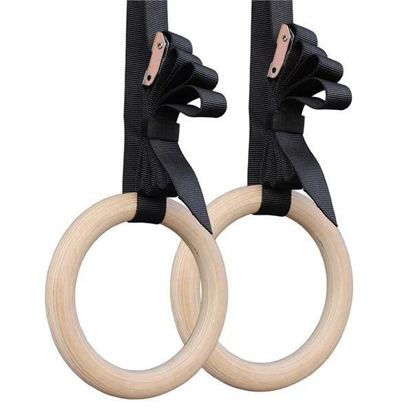 Rings – Cross / ANILLAS DE ENTRENAMIENTO